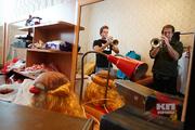 Клоуны с всего мира готовятся смешить Екатеринбургских зрителей
