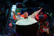 В Екатеринбургском цирке состоялась премьера 7-го международного фестиваля клоунов