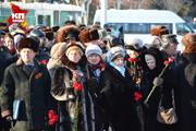 День неизвестного солдата в Новосибирске