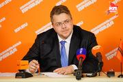 Губернатор Ставрополья Владимир Владимиров провел «прямую линию» в пресс-центре «КП»