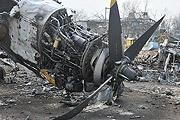 Эксклюзив: Фоторепортаж из разрушенного войной терминала Донецкого аэропорта