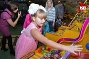 В Новосибирске прошла Новогодняя елка для детей с инвалидностью