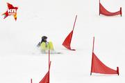 Всероссийские соревнования по сноуборду памяти Полины Петроченко в Новосибирске