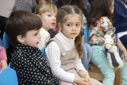 Открытие детского сада «Улыбка» в селе Кабардинка