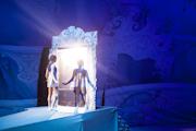 Водное шоу «Зазеркалье» в Казани 30 декабря