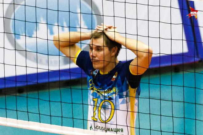 Волейбол губерния югра самотлор