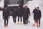 ФК «Урал» провели открытую тренировку в своем тренировочном центре