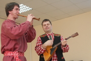 В Ульяновске два дня звучал фолклор