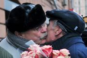На Поварской улице установили мемориальную доску Натальи Кончаловской