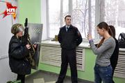 «Студенческий десант» побывал на экскурсии в музее ГУ МВД по Новосибирской области