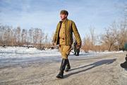 Военно-историческая реконструкция боев за Воронеж, приуроченная к 72 годовщине освобождения города