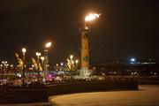 Петербург отметил 71 годовщину снятия фашистской блокады