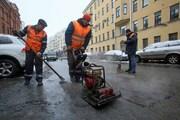 Новые технологии ямочного ремонта в СПб