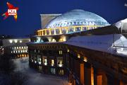 Картинки дня: 29 января 2015, вечерний Новосибирск