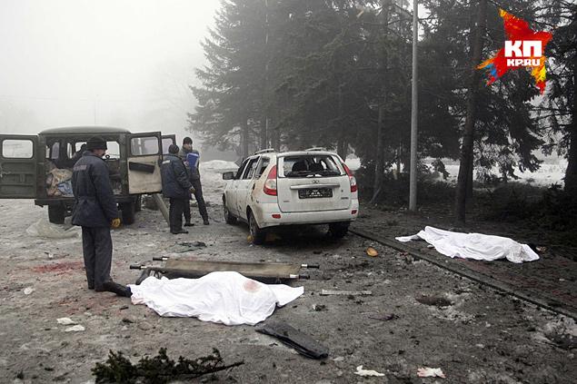 Из Донецка сообщают о новых жертвах среди мирного населения