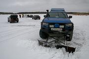 На Псковском озере прошел третий этап чемпионата Псковской области по автомногоборью