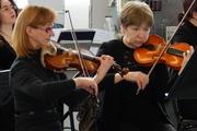 Ульяновских пассажиров в аэропорту встречал симфонический оркестр
