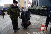 Ветераны помянули павших войнов, в день вывода войск из Афганистана