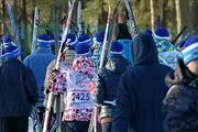 «Лыжня России» в Острове 15 февраля собрала более 2500 участников