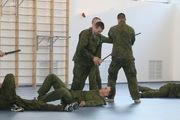 В 76-й гвардейской десантно-штормовой дивизии прошли тактические учения