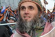 Шествие движения «Антимайдан» по Тверской улице