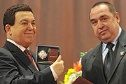 В Луганске Иосифу Кобзону присвоили звание Народного артиста ЛНР