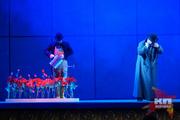 Генеральная репетиция «Риголетто» в Оперном театре