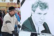 Митинг памяти Бориса Немцова прошел в Иркутске