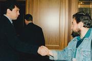Редкие фото Бориса Немцова