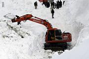 В Афганистане в результате схода лавин погибло 260 человек