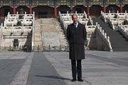Британский принц Уильям прибыл в Китай
