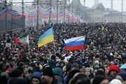 Марш памяти Бориса Немцова прошёл в Москве