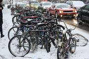 Нью-Йорк продолжает оставаться в снежном плену