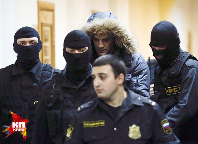 Губернатора Сахалина Александра Хорошавина арестовали до 27 апреля