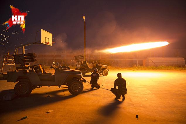 Иракская армия начала окружение сил ИГ в районе Тикрита