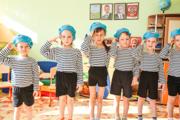 Кадетская группа в детском саду города Чебоксары