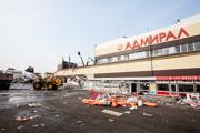 Пожар в ТЦ «Адмирал». день второй
