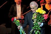 Легенда оперной музыки Хосе Каррерас дал единственный концерт в Кремле