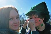 В парке «Сокольники» отметили День святого Патрика