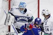 СКА проиграл второй матч четвертьфинальной серии с «Динамо»