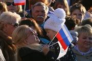 В Пскове пять тысяч человек вышли на митинг «Мы вместе»