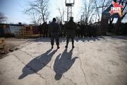 Ставропольские казаки проходят обучение для службы в элитных частях ГРУ