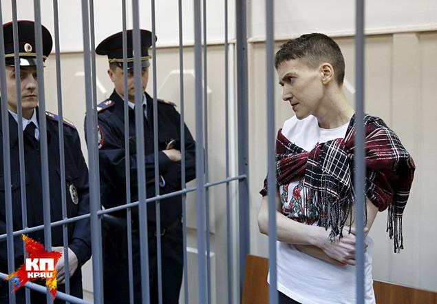 Басманный суд отклонил жалобу адвокатов Савченко
