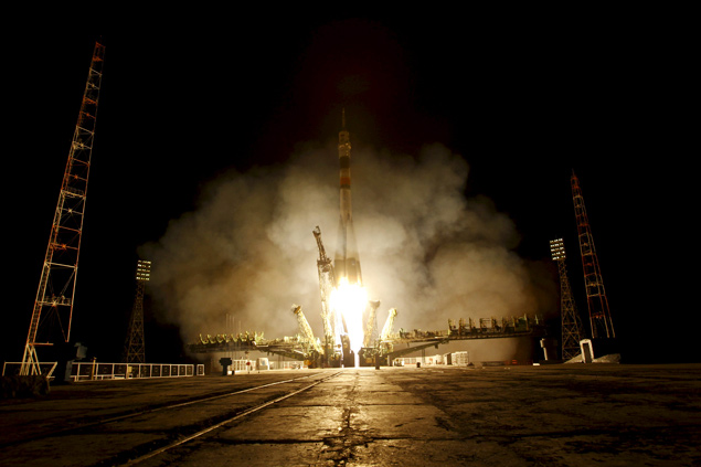 Корабль «Союз» с новым экипажем МКС успешно стартовал с Байконура