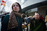 В Новосибирске прошел митинг «За безопасные дороги»