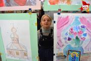 Экскурсия по новосибирским музеям для беженцев из Украины