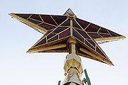 Фотожурналист «КП» Владимир Веленгурин побывал на высоте ремонтируемой Спасской башни