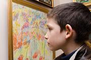 В волгоградской галерее «Арт-салон» открылась выставка живописных работ художника Станислава Урмаева