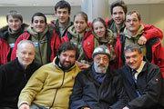 Матвей Шпаро возглавил молодёжную экспедицию «На лыжах – к Северному полюсу!»