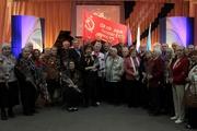 Вручение юбилейных медалей ветеранам Великой Отечественной войны